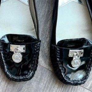 MICHAEL KORS Patent Leather Loafers